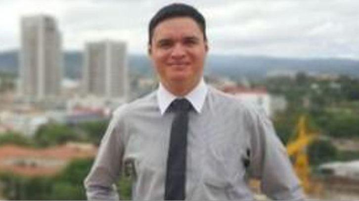 """""""El mejor y más confiable periodista"""": desgarradoras palabras de la esposa de Wilson Herrera"""