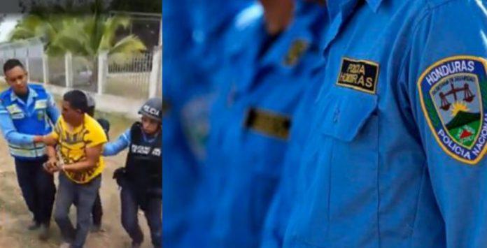 detenido violentamente en Tocoa