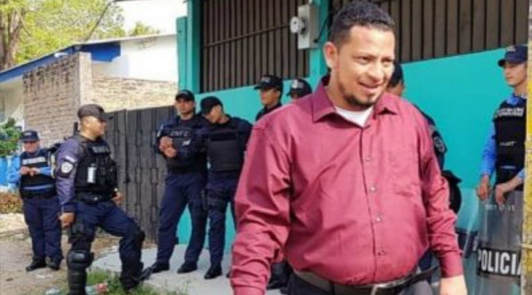 Dejan en libertad definitiva a Jairo López, periodista acusado de causar daños a la EEH