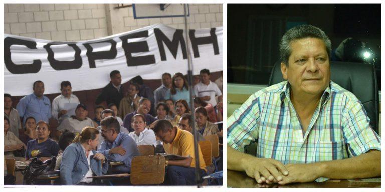Eulogio Chávez: corrupción en venta de vehículo y compra de papelería en Copemh