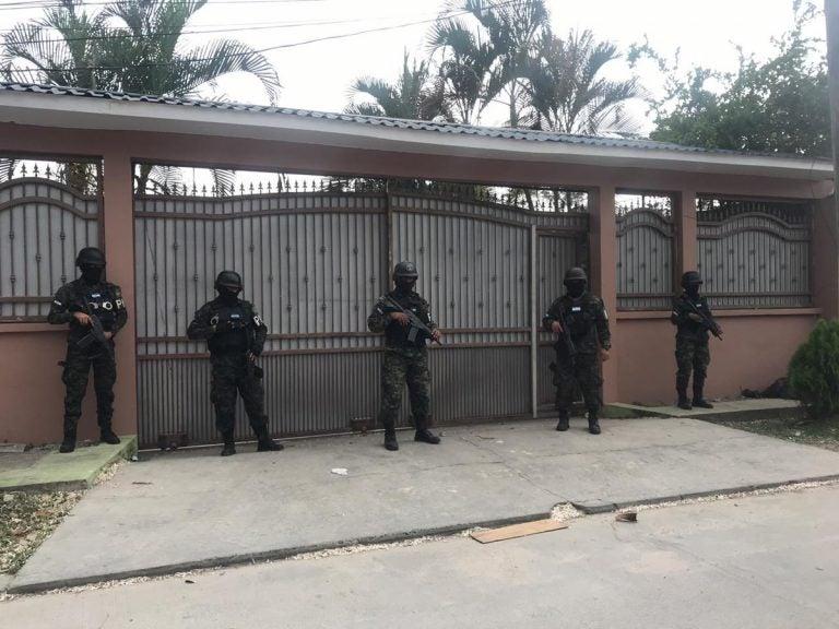 MP desarticula célula de «Los Cachiros» con la Operación «Alicanto II»