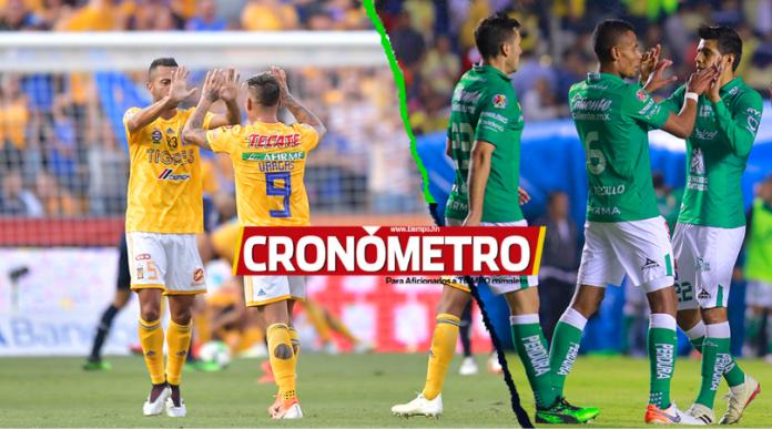 Tigres y León protagonizaran el partido de ida en la gran final del fútbol mexicano
