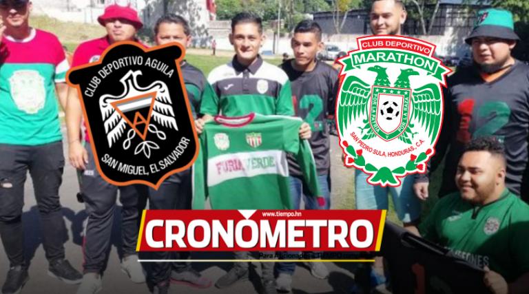 Aficionados de Marathón apoyaron a El Águila, nuevo campeón de El Salvador