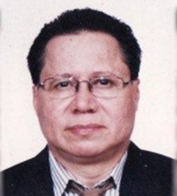 Filiberto Guevara Juárez, doctor y escritor.