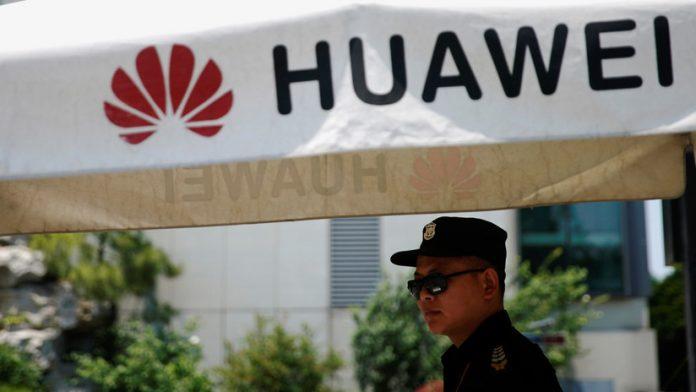 Huawei presenta demanda