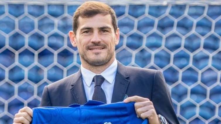 Iker Casillas sufre un ataque al corazón y es operado de urgencia