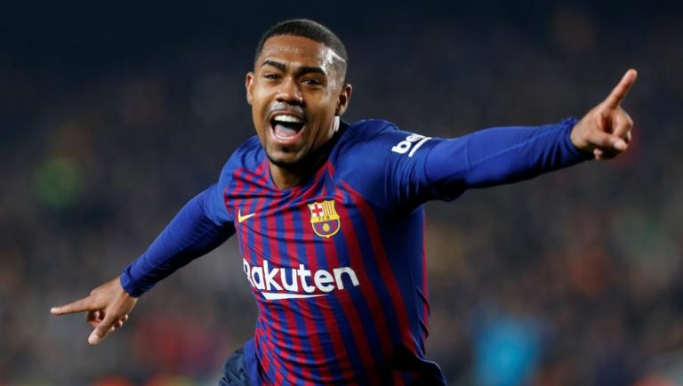 Barcelona busca una salida para Malcom