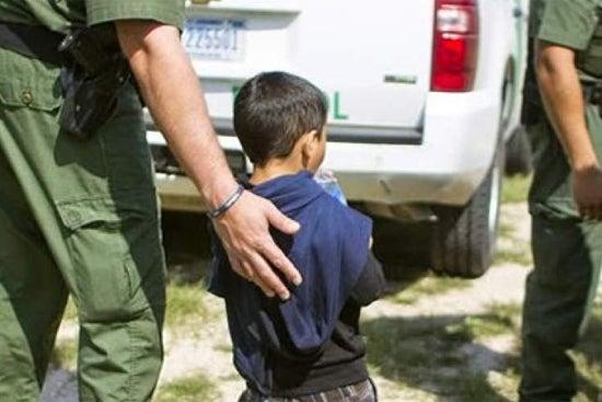 Menores de edad deportados