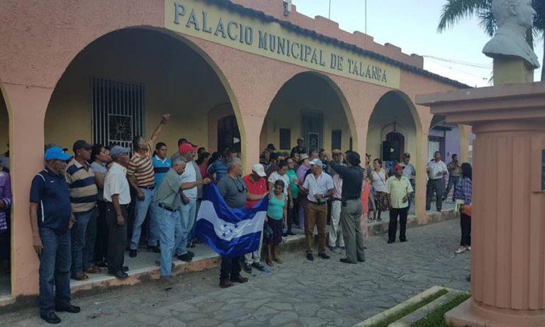 En Talanga toman medidas extremas por criminalidad: toque de queda por 45 días