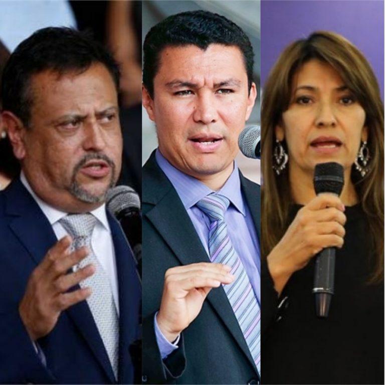 Ebal Díaz: Sancionarán a ministros que no deduzcan pago a maestros y médicos