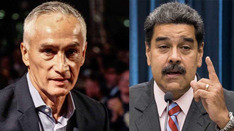 Univision transmitirá entrevista que Nicolás Maduro confiscó al periodista Jorge Ramos