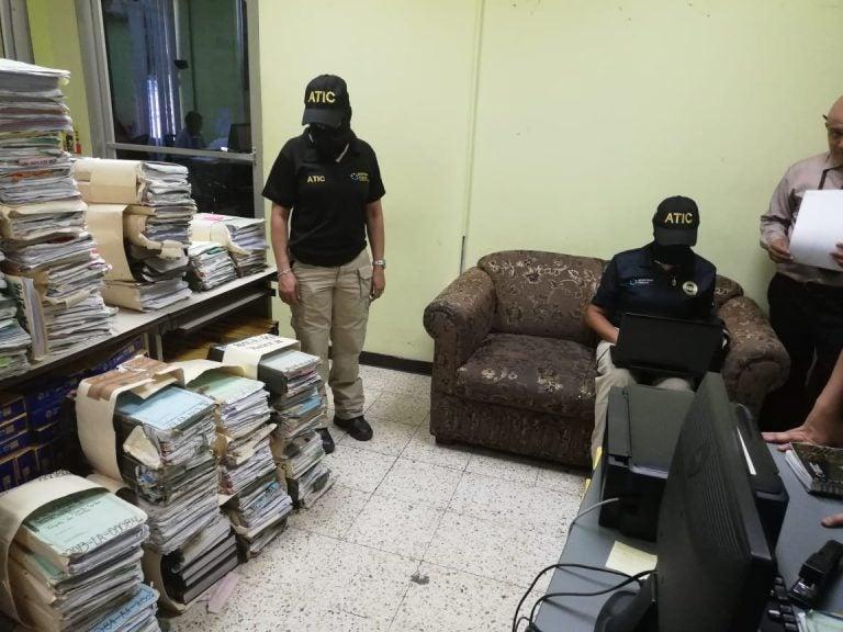 ATIC investiga anomalías en proyecto habitacional en La Tigra
