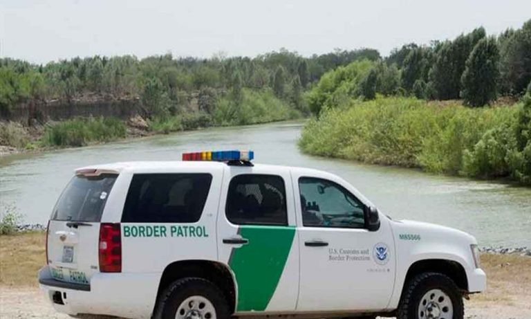 Patrulla Fronteriza detiene a hondureño que pretendía ingresar a EEUU con bebé