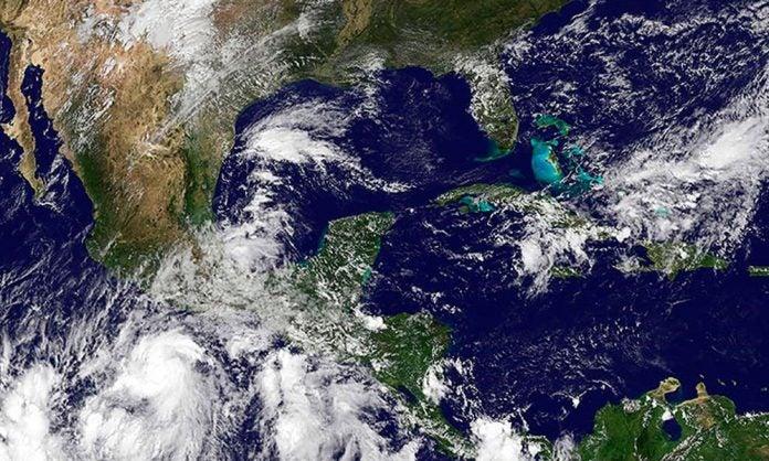 temporada de huracanes en el océano pacífico