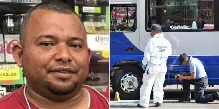 Policía: Pandilla 18 habría matado a conductor de TUPSA frente a Mega Mall