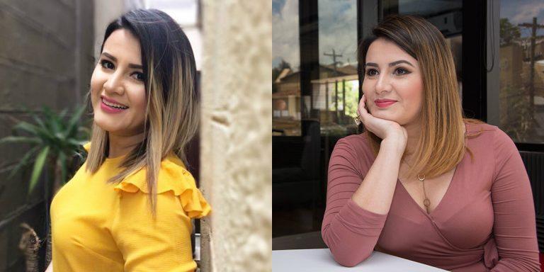 ¡Increíble! Mira el antes y después de la presentadora Cesia Mejía