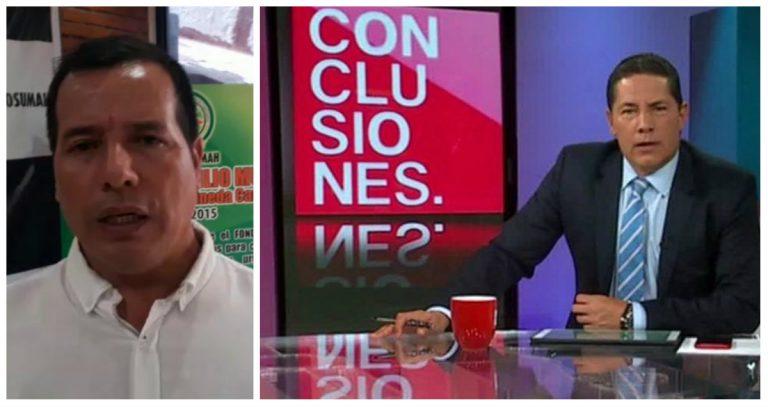 """Presidente del COLPROSUMAH en CNN: """"Gobierno abandonó a Educación hace 10 años"""""""
