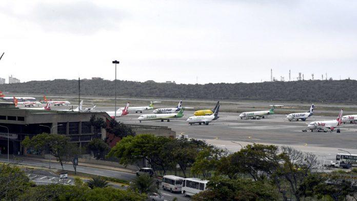 combustible de aviones a Venezuela