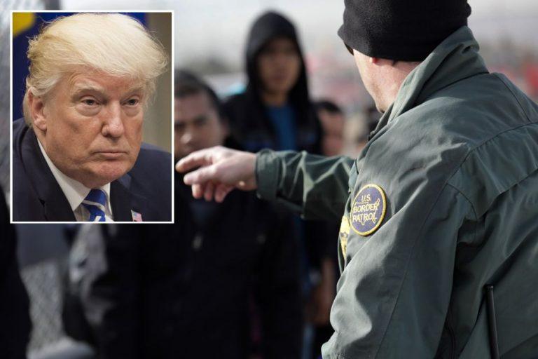 Trump endurece más las reglas contra inmigrantes que piden asilo en EEUU