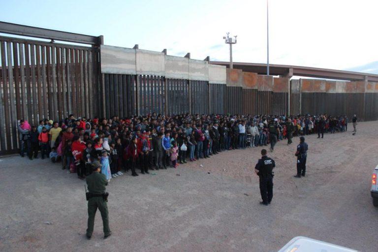 EEUU: 135 hondureños en la redada más grande de inmigrantes en la frontera