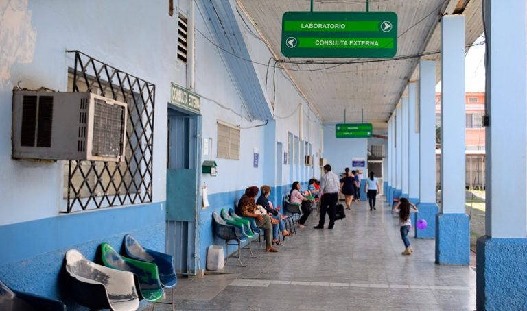 Covid-19: dos pacientes oriundos de Yoro murieron en el Leonardo Martínez