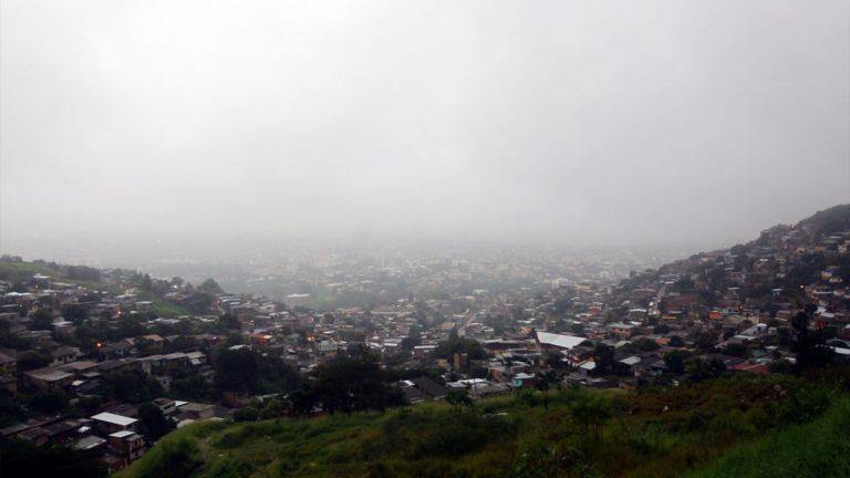 CLIMA DE ESTA TARDE: sigue vigente Alerta Amarilla para Valle y Choluteca