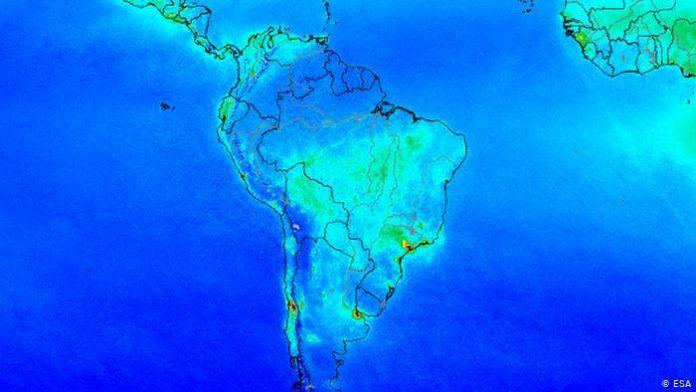 los países de América Latina más contaminados