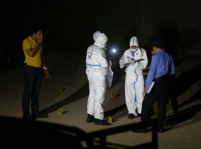 Matan afuera de su casa a gerente de tienda en Tegucigalpa