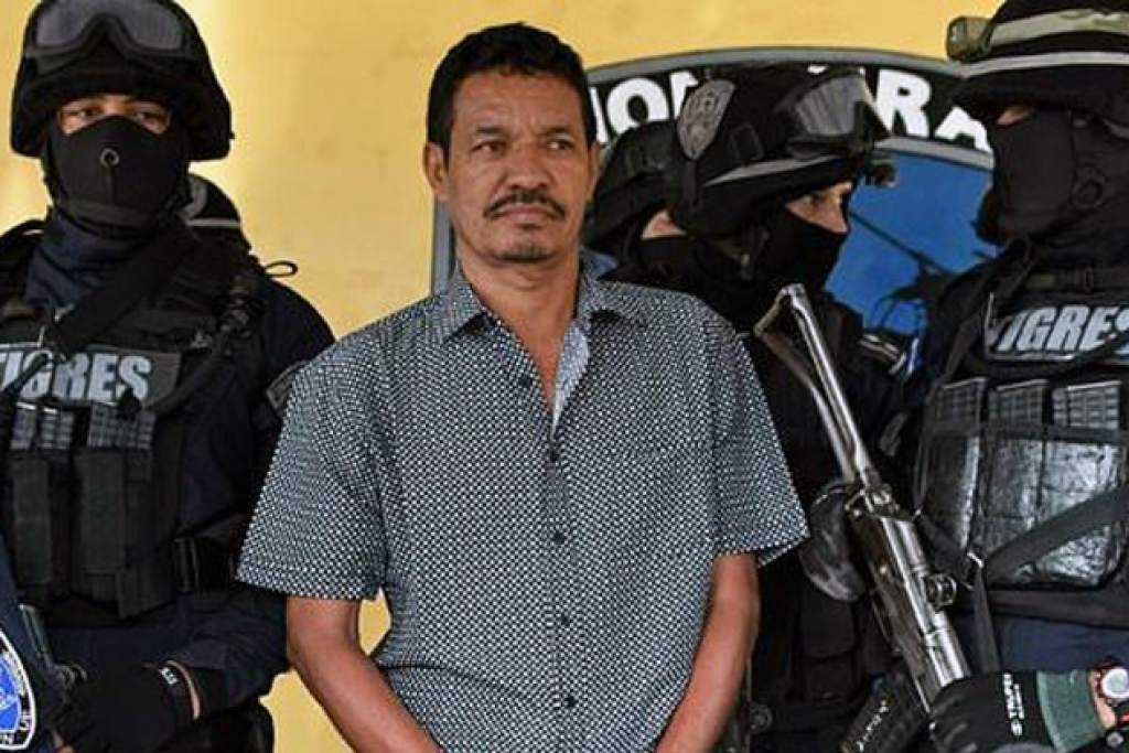 narcotraficante hondureño Arnulfo Fagot