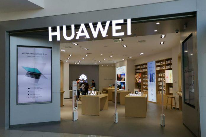 limitaciones a Huawei