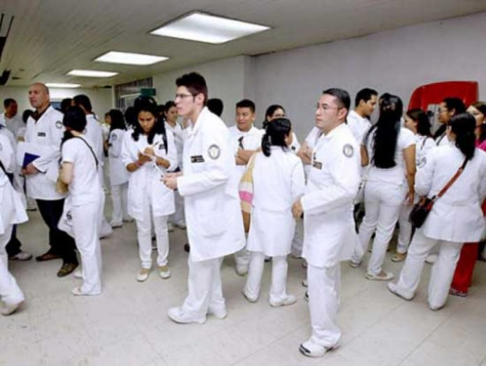 Estudiantes de Medicina