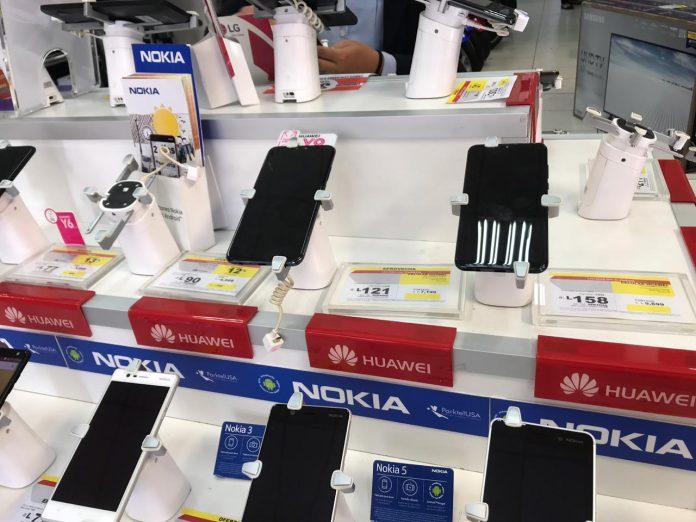 Desinformación entre distribuidores de Huawei