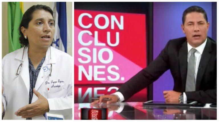 """Suyapa Figueroa en CNN: """"El Gobierno ha venido desmontando el Sistema de Salud"""""""