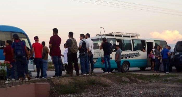 Tomas, asambleas y movilizaciones en el norte del país; transportistas se unen