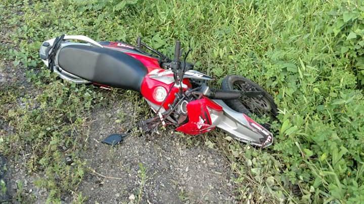 Honduras: motociclista muere al embestir a un canino que se le atravesó en el camino