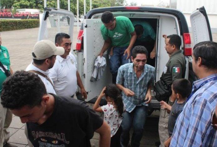 Redada de migrantes en México: a hoteles llegan a detener a hondureños