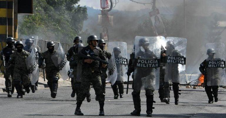 """""""En los Tigres hay mareros y con ellos te vamos a matar"""": joven denuncia amenaza militar en Atlántida"""