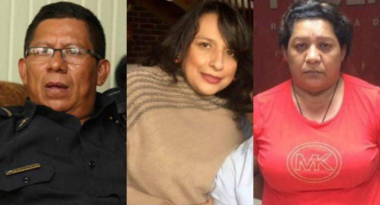 Ordenan encarcelar a esposa y cuñada del ex subcomisionado Barralaga