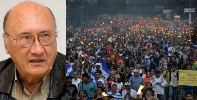 Carlos H Reyes: «Honduras nunca había estado en tanta desgracia»