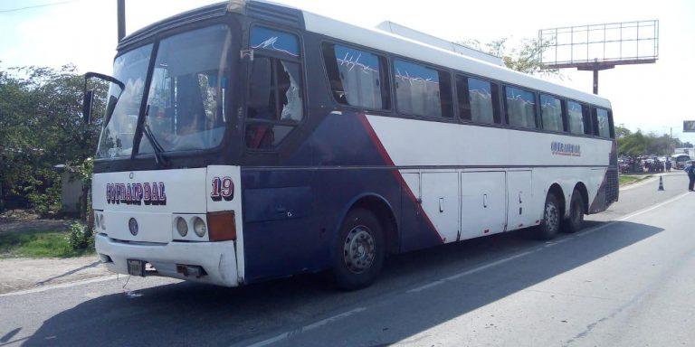 Cortés: asesinan a conductor de autobús en el sector Planeta