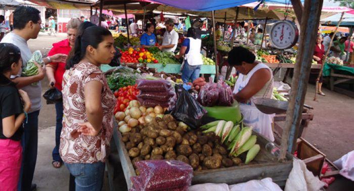 Feria del Agricultor en Tegucigalpa: ocho productos suben de precio