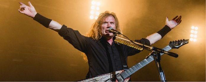 vocalista de Megadeth
