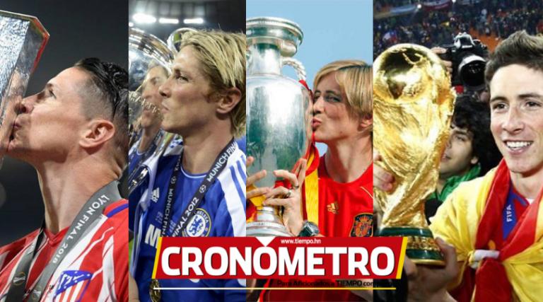 Tras 18 años como jugador, Fernando Torres anuncia su retiro del fútbol