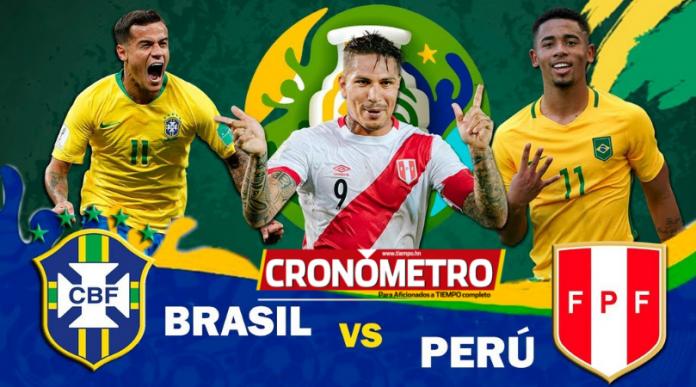 Duelo de ofensivas en el Perú vs Brasil de la Copa América 2019