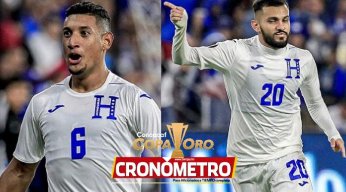 Honduras aplasta 4-0 a El Salvador y lo elimina de la Copa Oro 2019
