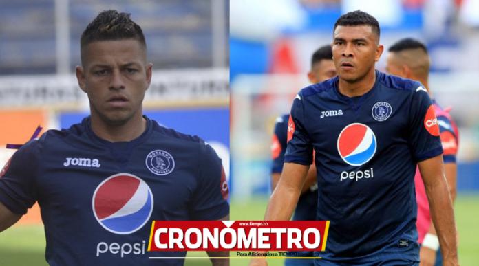 Sergio Peña y Marcelo Santos renuevan contrato con Motagua