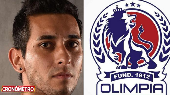 Cristian Maidana es nuevo jugador del Olimpia