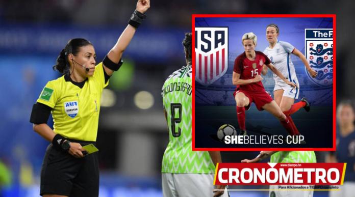 ¡HISTÓRICO! Melissa Pastrana a su sexto partido en el Mundial Femenino Francia 2019