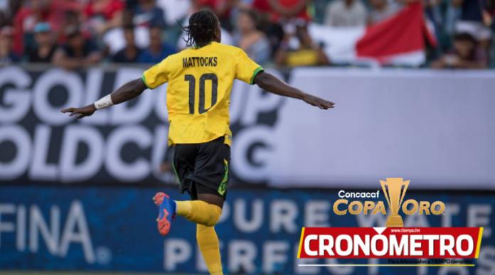 Triunfo de Oro, Jamaica vence por la mínima a Panamá y es semifinalista