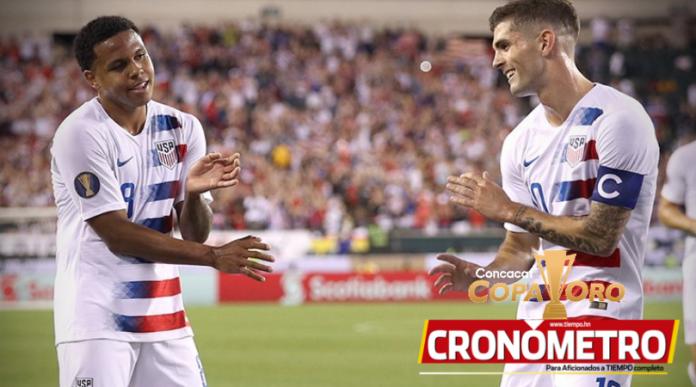 Estados Unidos derrota a Curazao y clasifica a semifinales; Jamaica será su rival